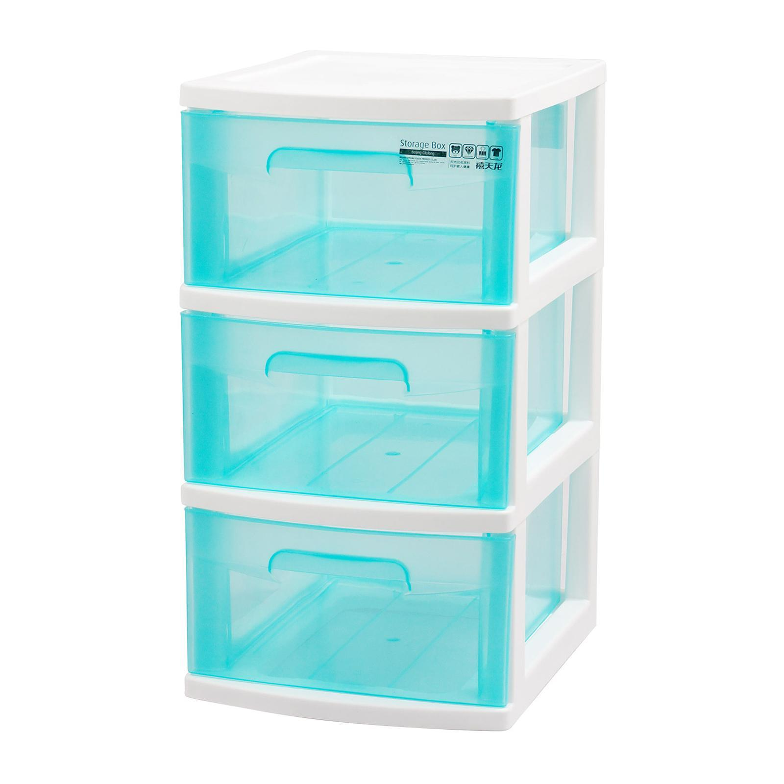 CITYLIFE 3 Tier Compact Cabinet
