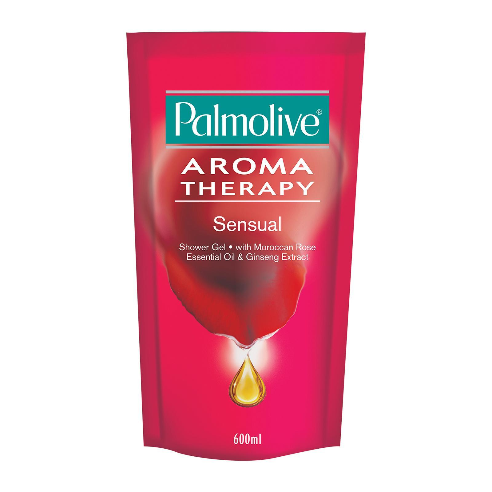 Palmolive Aroma Therapy Sensual Shower Gel Refill