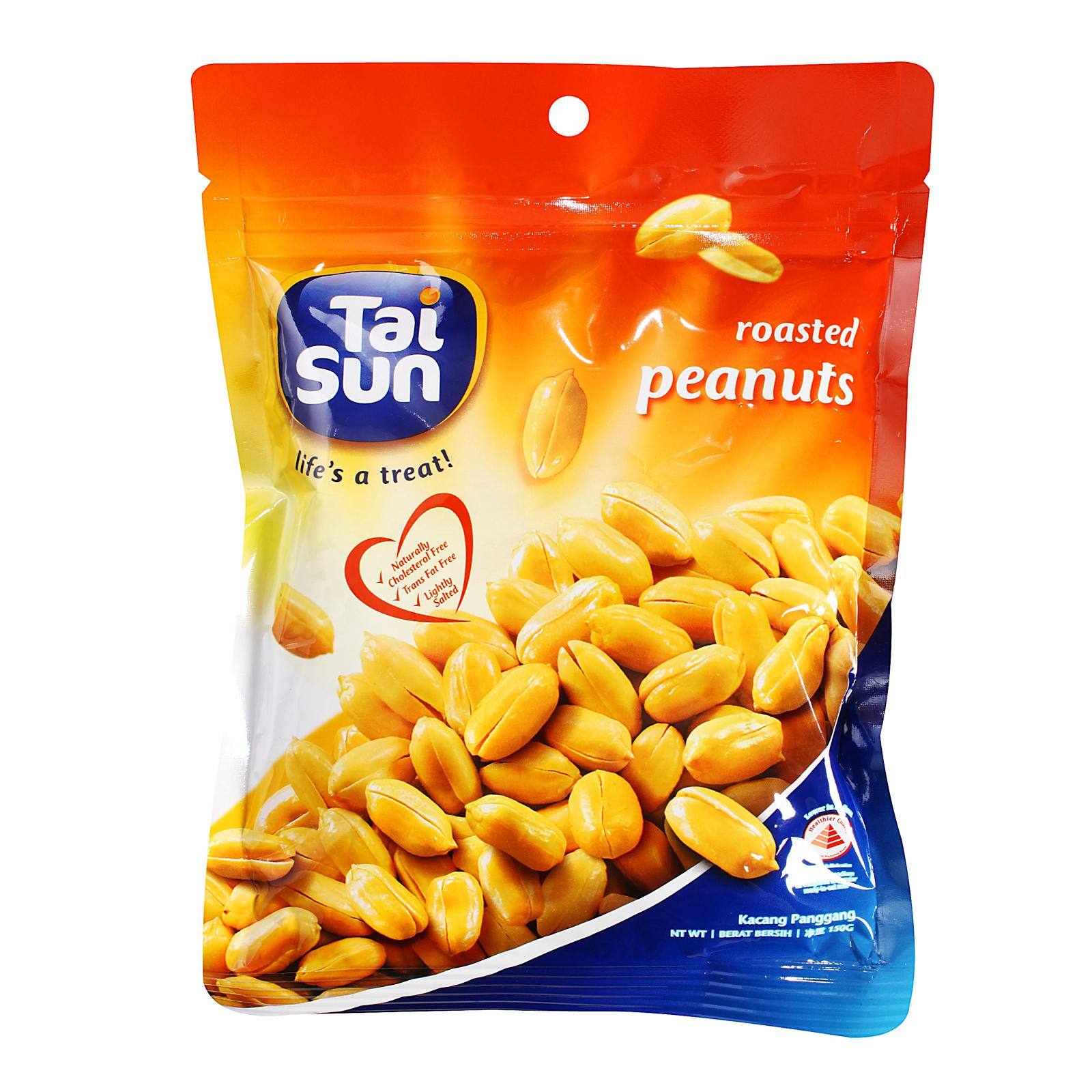 Tai Sun Roasted Peanuts 150G