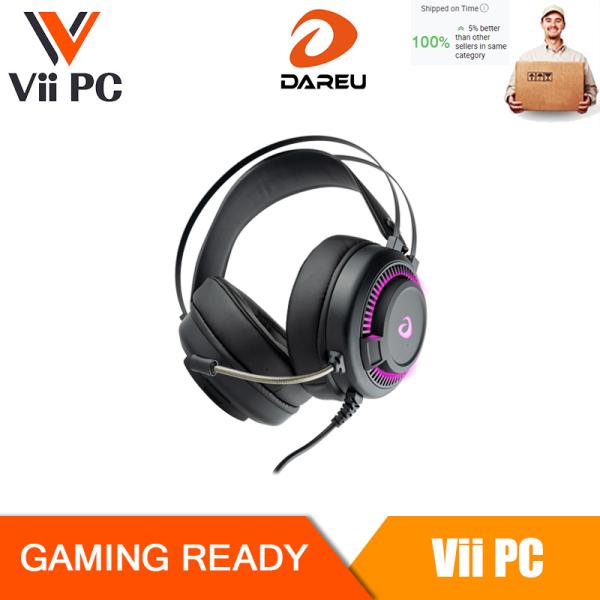 DAREU MIRROR EH416 SEVEN BACKLIGHT COLOR Professional Gaming Headset