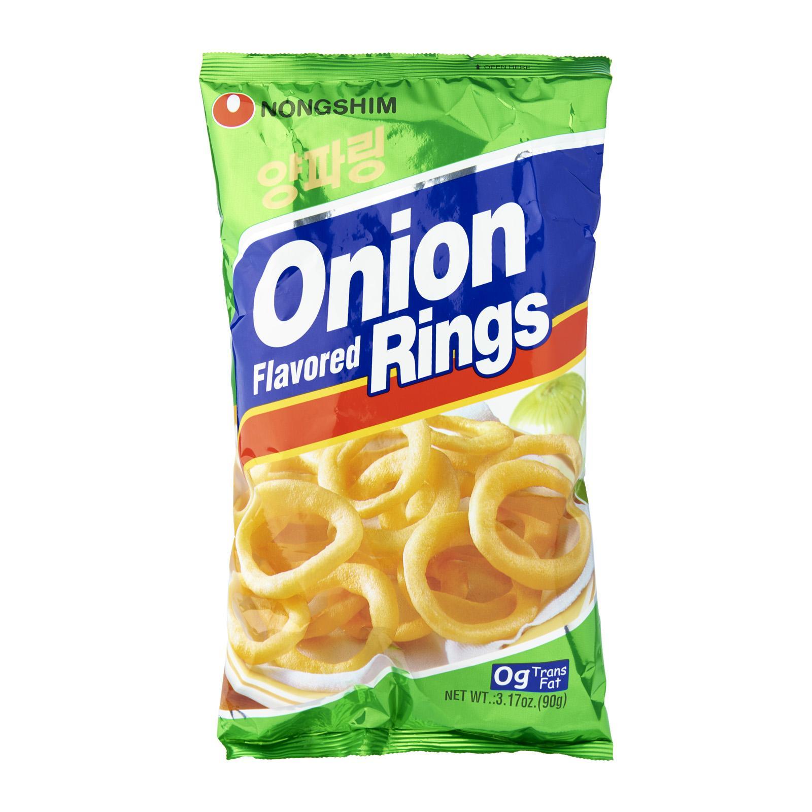Nongshim Onion Rings
