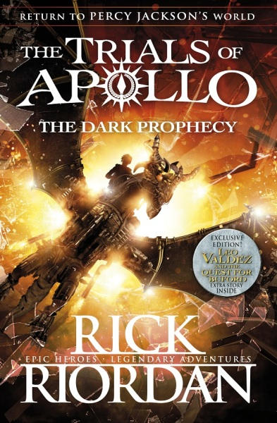 Trials Of Apollo 2: Dark Prophecy / English Young Adult Books / (9780141363967)