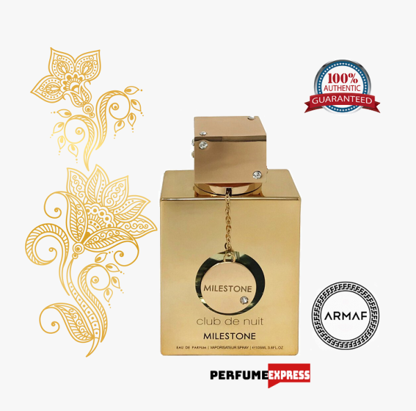 Buy Armaf Club De Nuit Milestone 105ml EDP Spray Unisex Fragrance [100% Authentic & Brand New Fragrances] Singapore