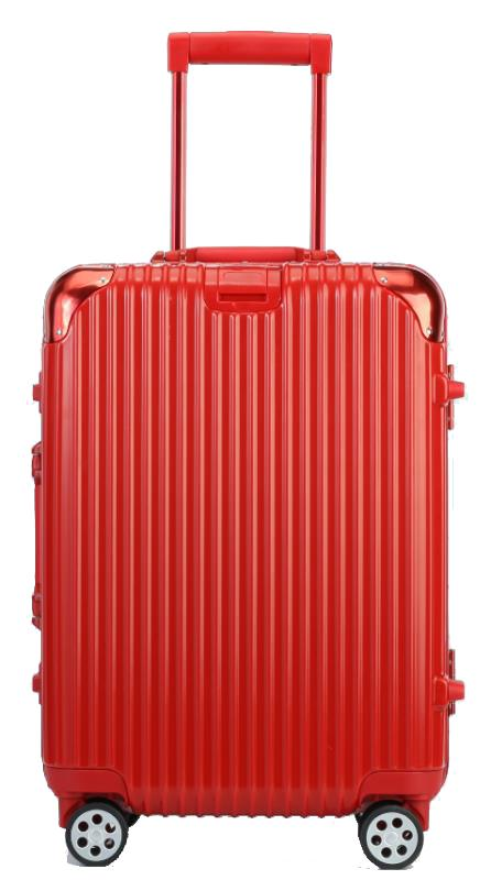 Ferrel ★ Trolley Bag ★ Ferrel Aluminium 24  inch ★ Classic Travel Luggage