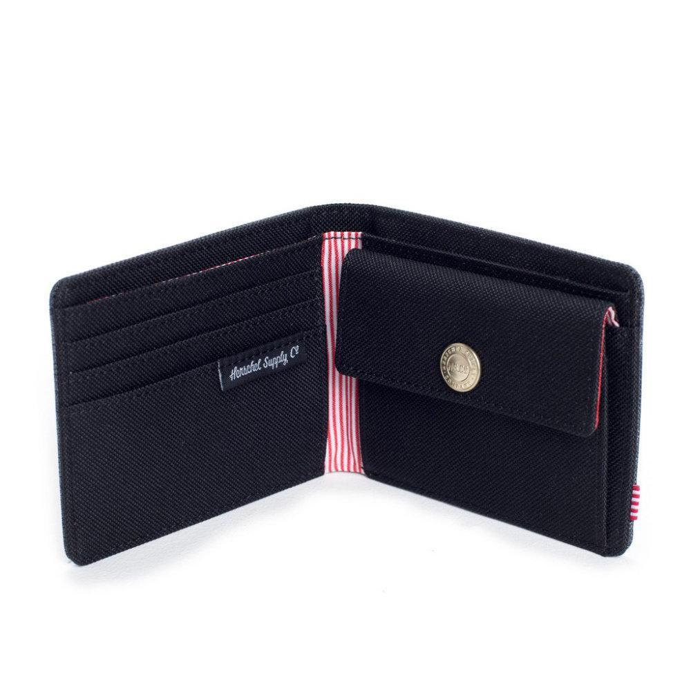 c84bb2f43158 Singapore. Herschel Supply Co. Roy Hank Coin Bifolder Wallet