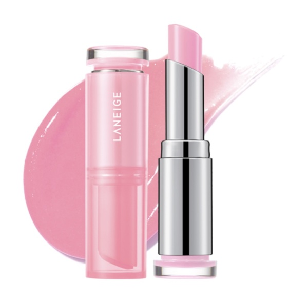 Buy Laneige Stained Glow Lip Balm #1 Berry Pink (3g) - MissDewy Singapore