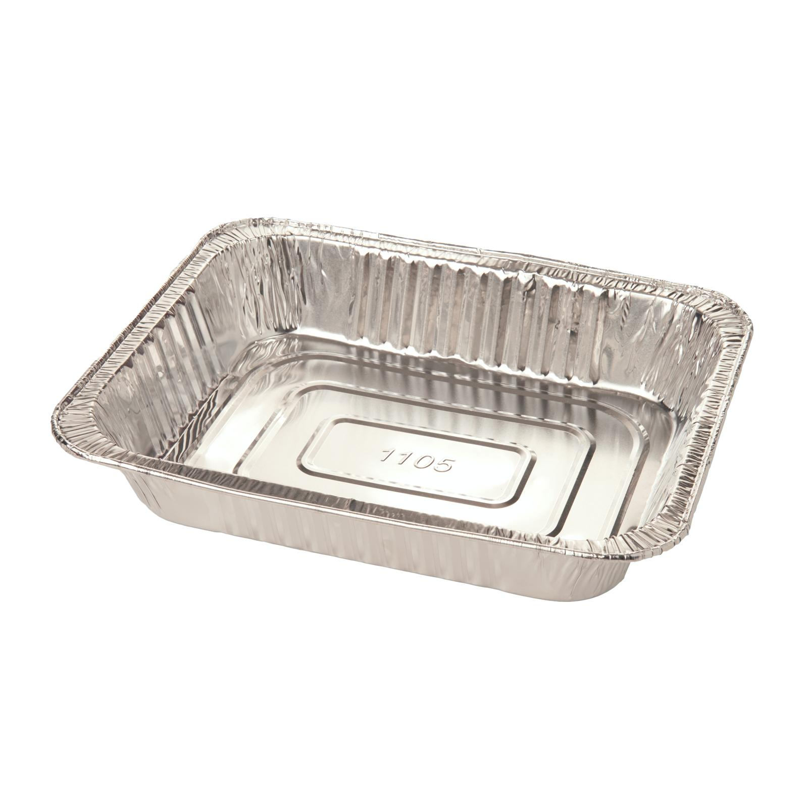 Mr Bel Disposable Small Aluminium Foil Tray