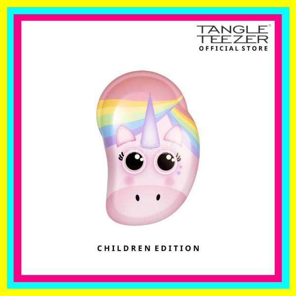 Buy Tangle Teezer Original Detangling Hairbrush Mini Children Rainbow Unicorn Singapore