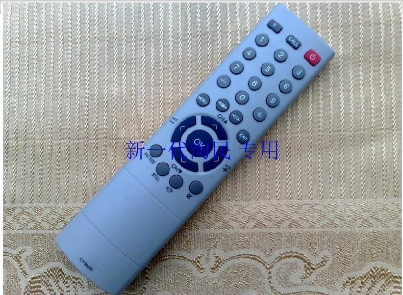 Cocok untuk cocok untuk Toshiba TV LED pengendali jarak jauh CT-90237 32WL67C CT-90281