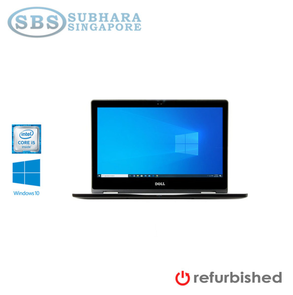Dell Latitude 13 3379 2-in-1 Convertible Business Laptop -  Touchscreen 13.3 FHD - Core i5 6th Gen 8GB Ram 256GB SSD Windows 10