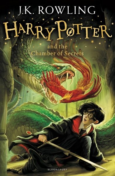 Harry Potter and the Chamber of Secrets (Book 2) / English Young Adult Books / (9781408855669)