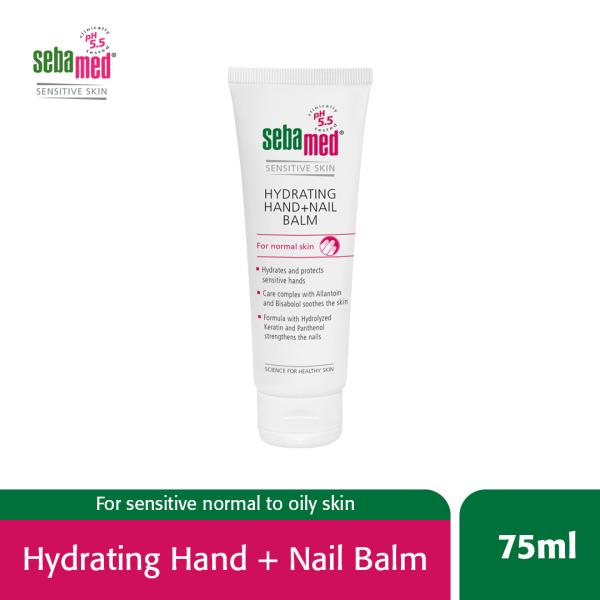 Buy Sebamed Hydrating Hand n Nail Balm 75ml Singapore