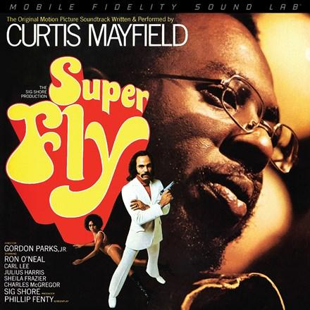 Curtis Mayfield - Superfly (MOFI Numbered 180g 45RPM Vinyl 2LP)