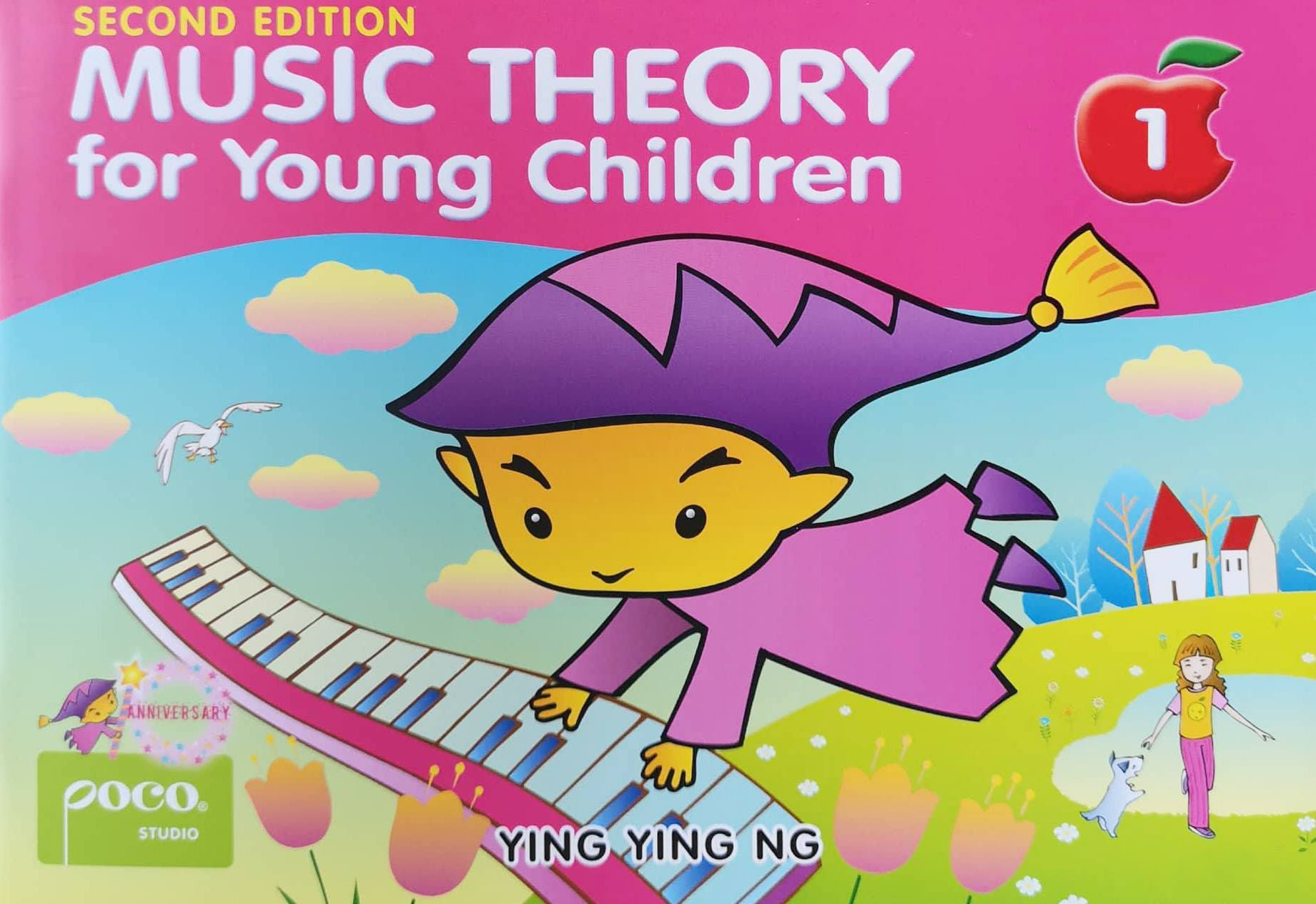 Ying Ying Ng Music Theory for Young Children Book 1