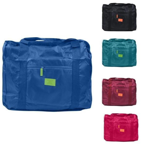 Waterproof Foldable Large Capacity Travel Bag (LLS1156) Singapore Seller + 100% Authentic.