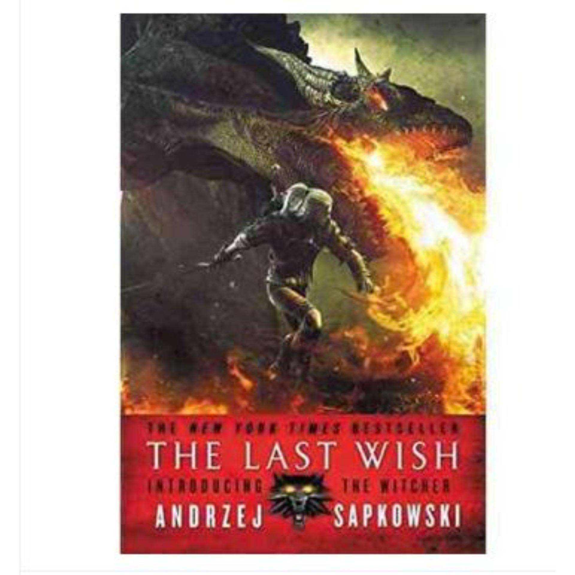 The last wish: introducing the witcher ebook