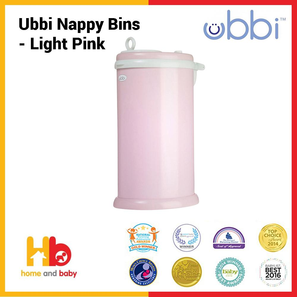 Ubbi Nappy Diaper Pail By Home And Baby.
