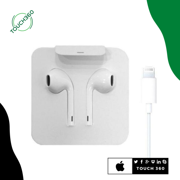 Apple iPhone XS Earpods with Lightening Connector Bulk Pack Singapore