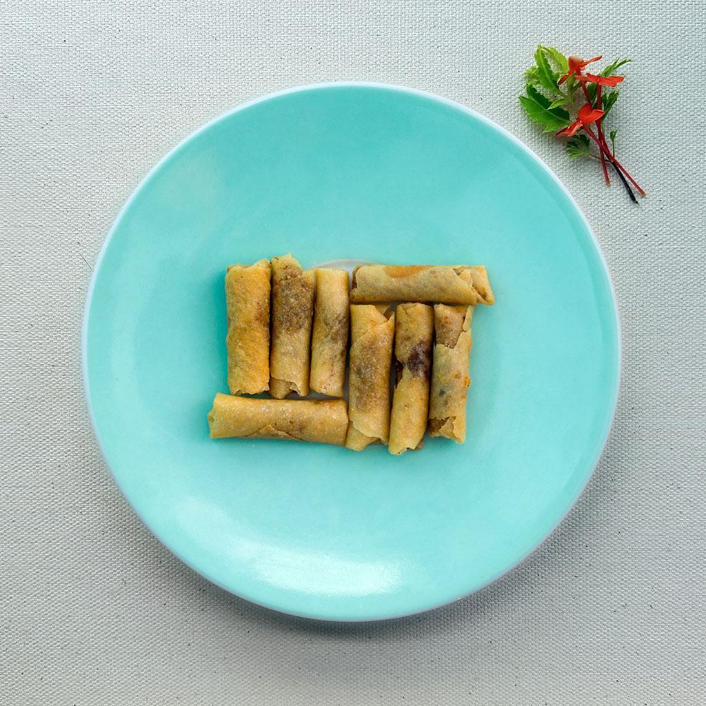 Sambal Shrimp Rolls (hae Bi Hiam) 200g By Snackfirst Pte Ltd.