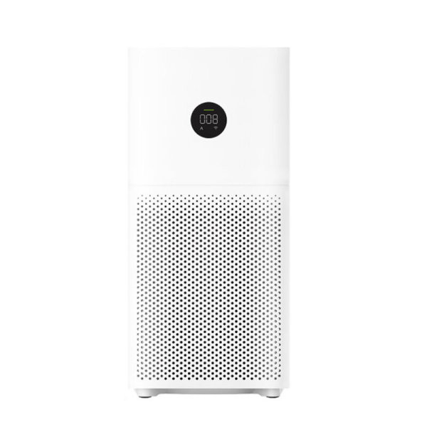 Xiaomi Mi Air Purifier 3C Digital LED Display 360° Circulation Purification Google Alexa Control Low Noise 60m³/h Formaldehyde CADR 320m³/h PM CADR for Home Office Singapore