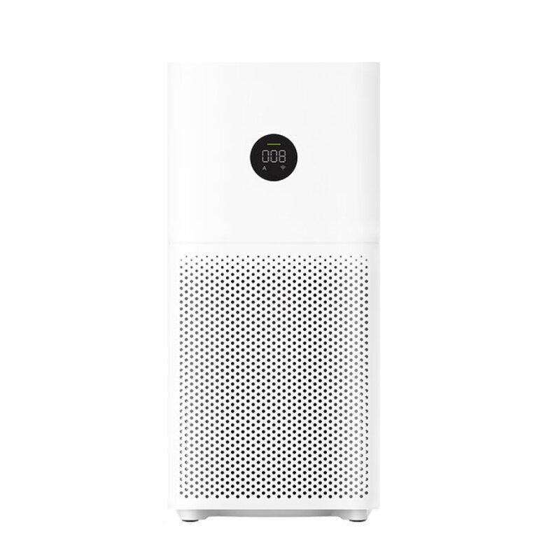 Xiaomi Mi Air Purifier 3C Digital LED Display 360° Circulation Purification Google Alexa Control Low Noise 60m³/h Formaldehyde CADR 320m³/h PM CADR for Home Office Singapore