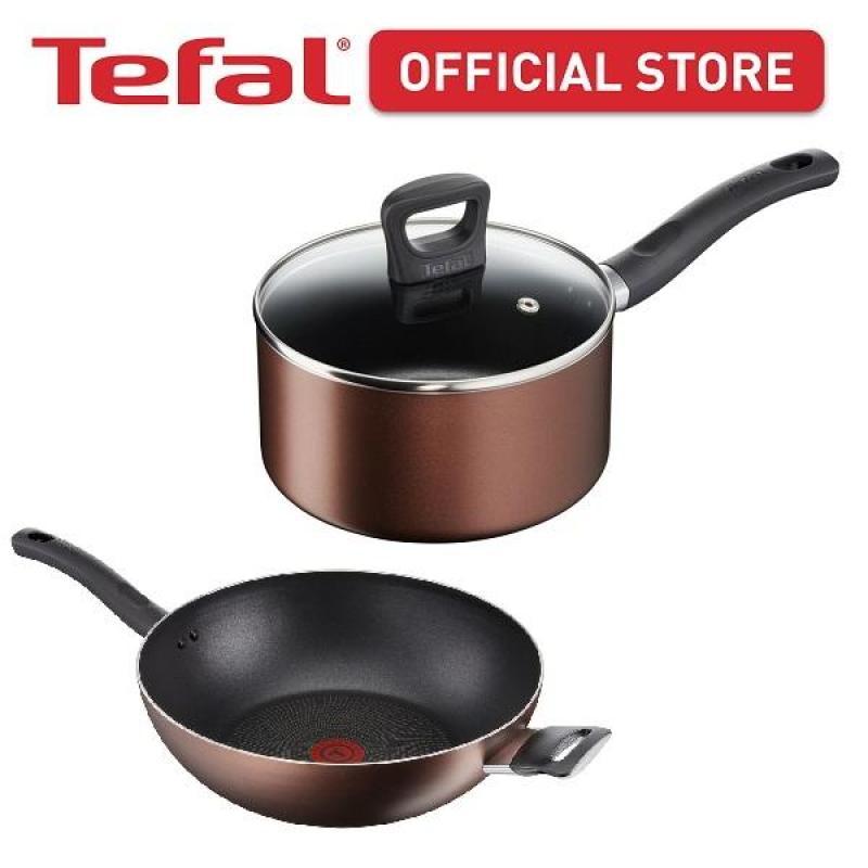 Tefal Super Cook Plus 2-Piece Set G10388+G10323 Singapore