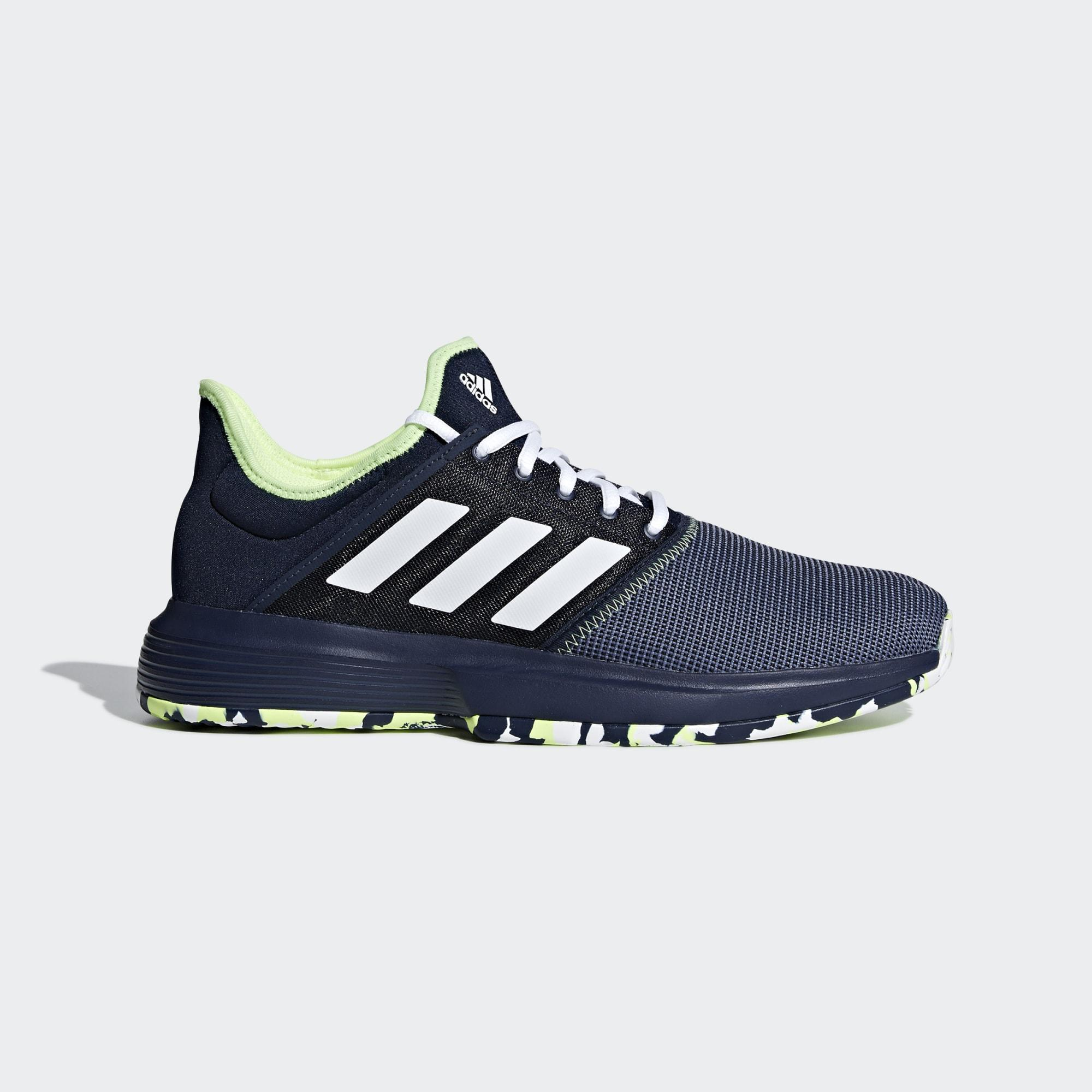 Adidas Tennis Gamecourt Multicourt Shoes Men F36713 By Lazada Retail Adidas Official Store.