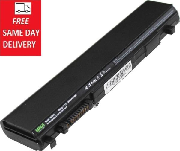 [Same Day Delivery] [SG Seller] Replacement Laptop Grade A Cells Battery Compatible with Toshiba PA3832U-1BRS, PA3831U-1BRS, R630, R700, R830, R835, R930