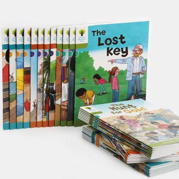 Oxford Helps Your Child To Read Cognitive Education Kids Story Books Childrens