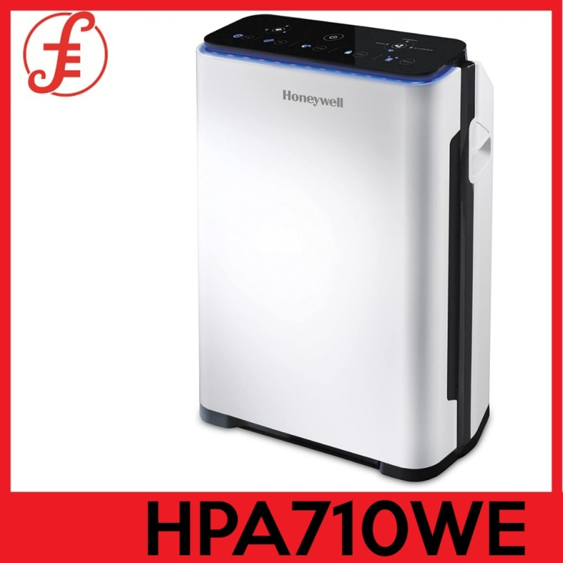 Honeywell HPA710WE Premium Air Purifier True HEPA Allergen Remover with Smart LED Air Quality Sensor, 33 W (HPA710WE) Singapore