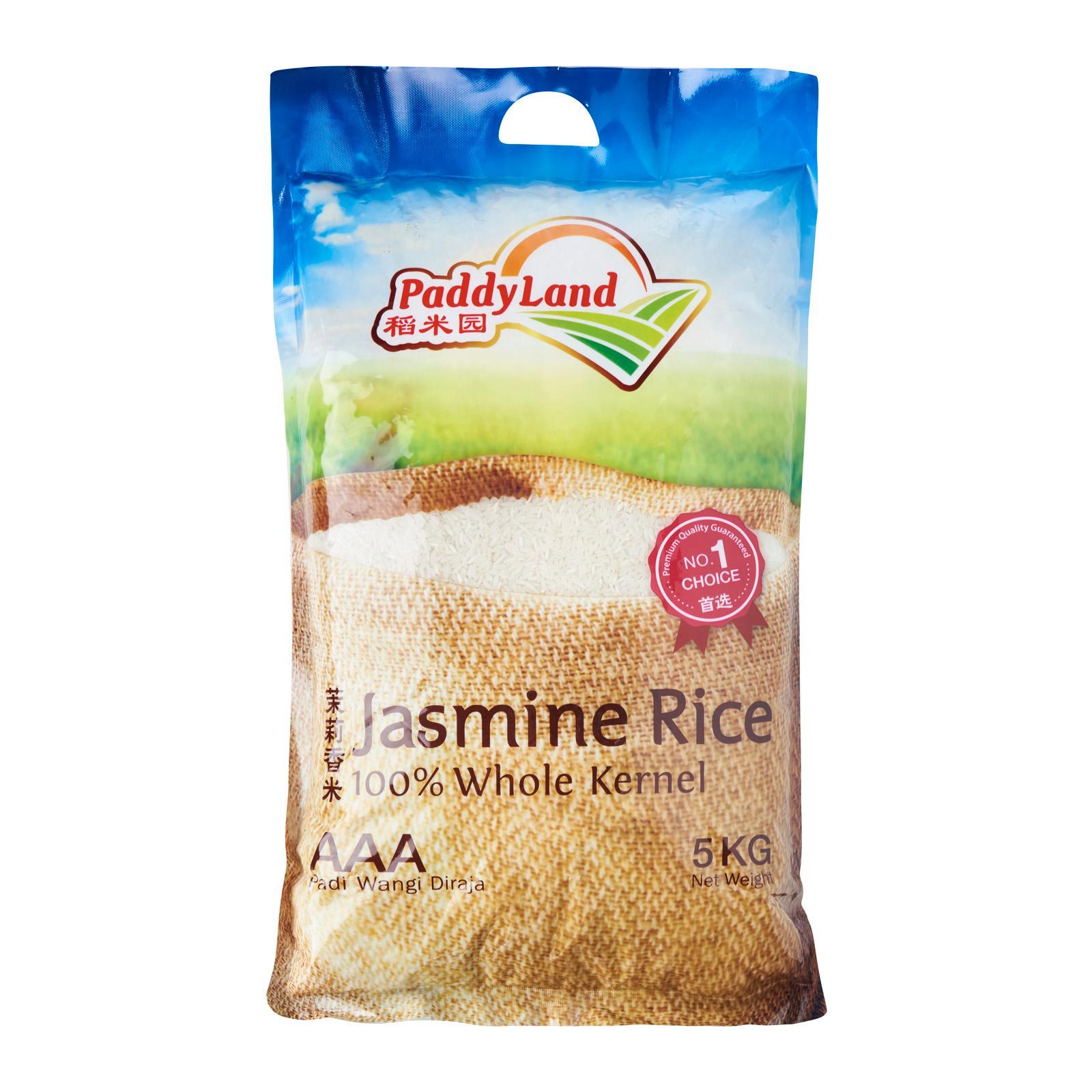 Paddy Land Jasmine Fragrant Rice