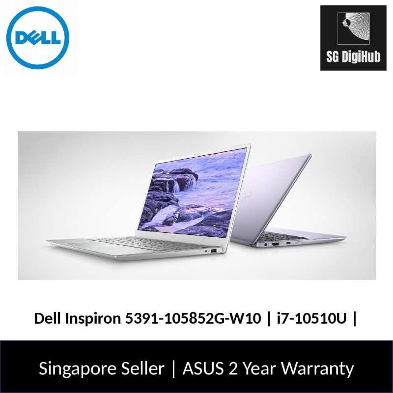 Dell Inspiron 5391-105852G-W10 | i7-10510U | 8GB RAM | 512GB SSD | NVIDIA MX250 | 2Y Warranty
