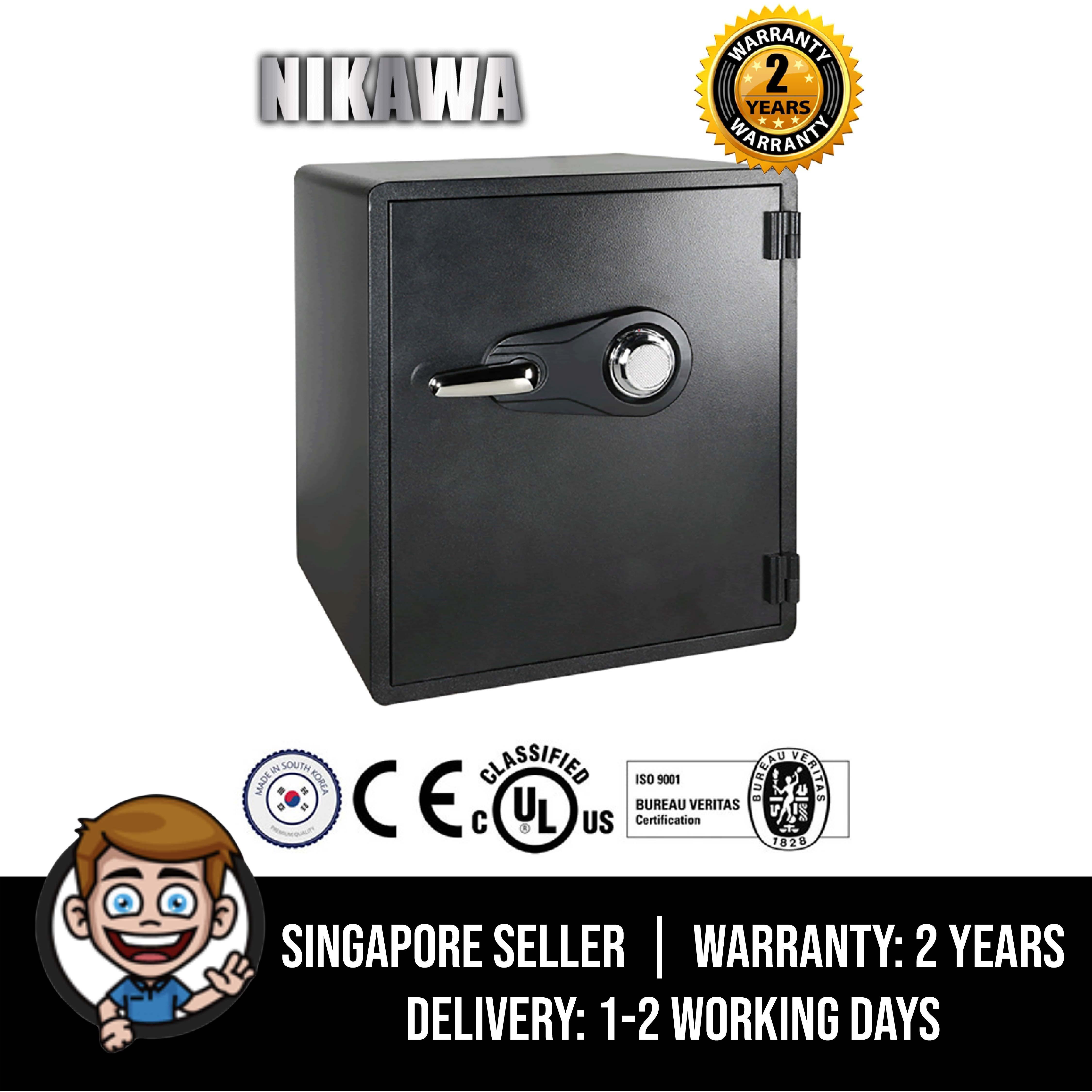 Nikawa SWF Combination Safe 2420C