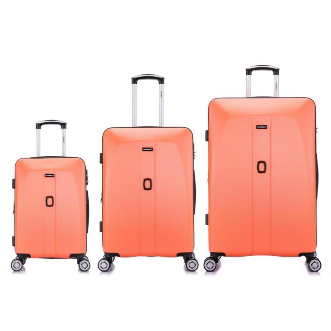 Wanderlust Luggage Plain 20 Inch