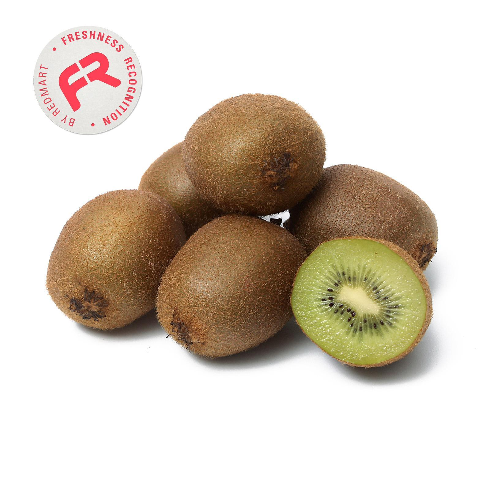 Green Kiwi Fruit By Redmart.