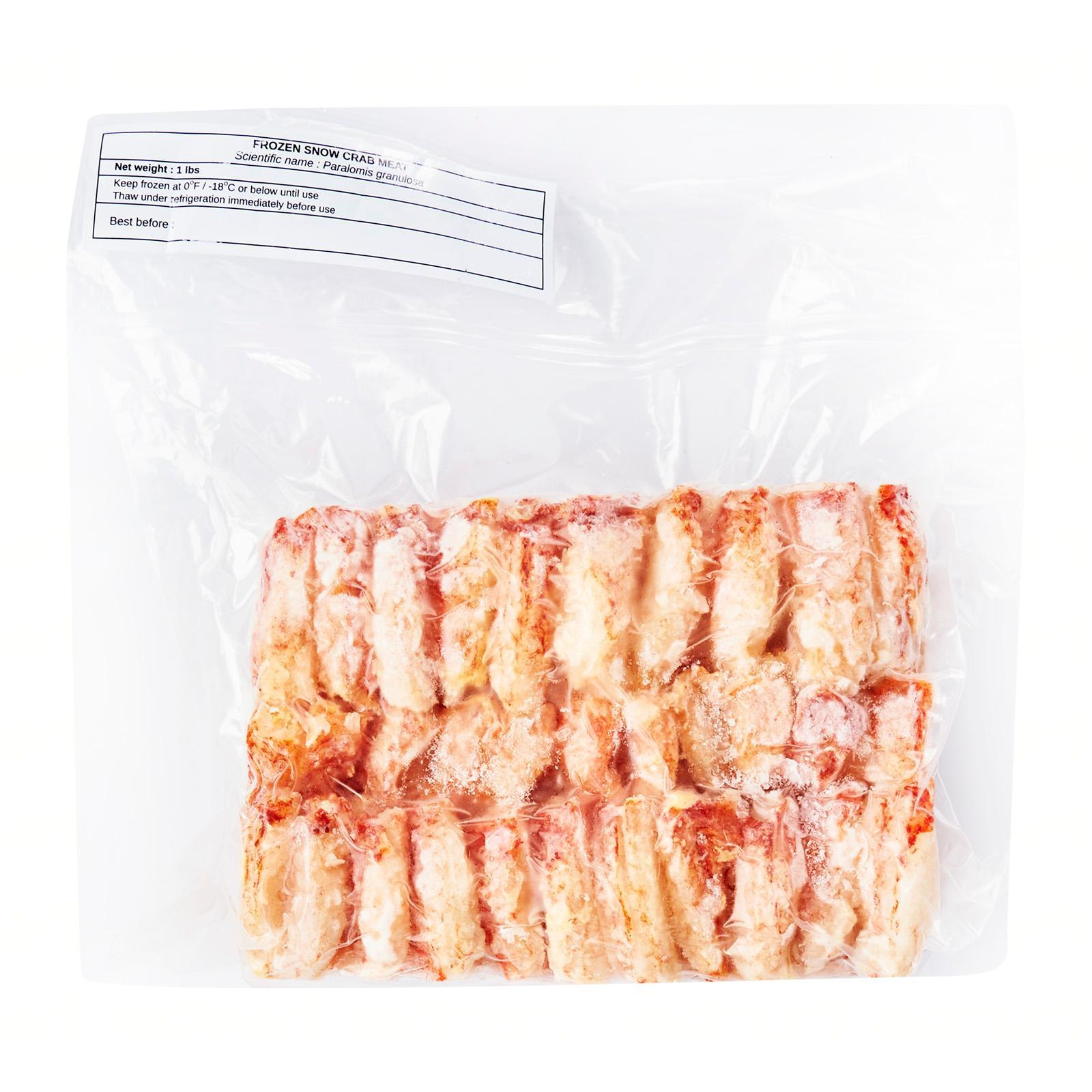 Pan Royal Snow Crab Meat - Frozen By Redmart