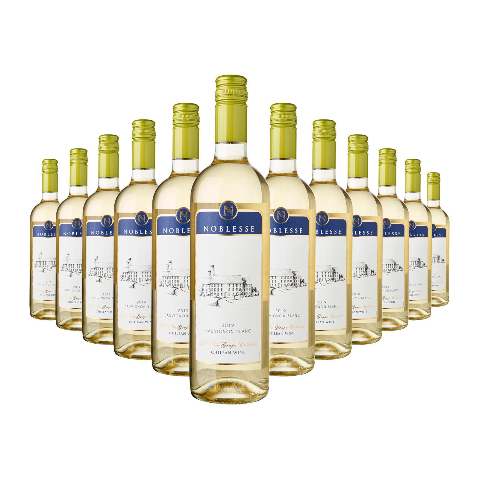 Noblesse Sauvignon Blanc 12btls Ctn Promo