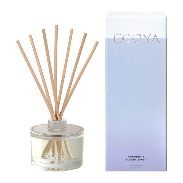 ECOYA Coconut And Elderflower Reed Diffuser