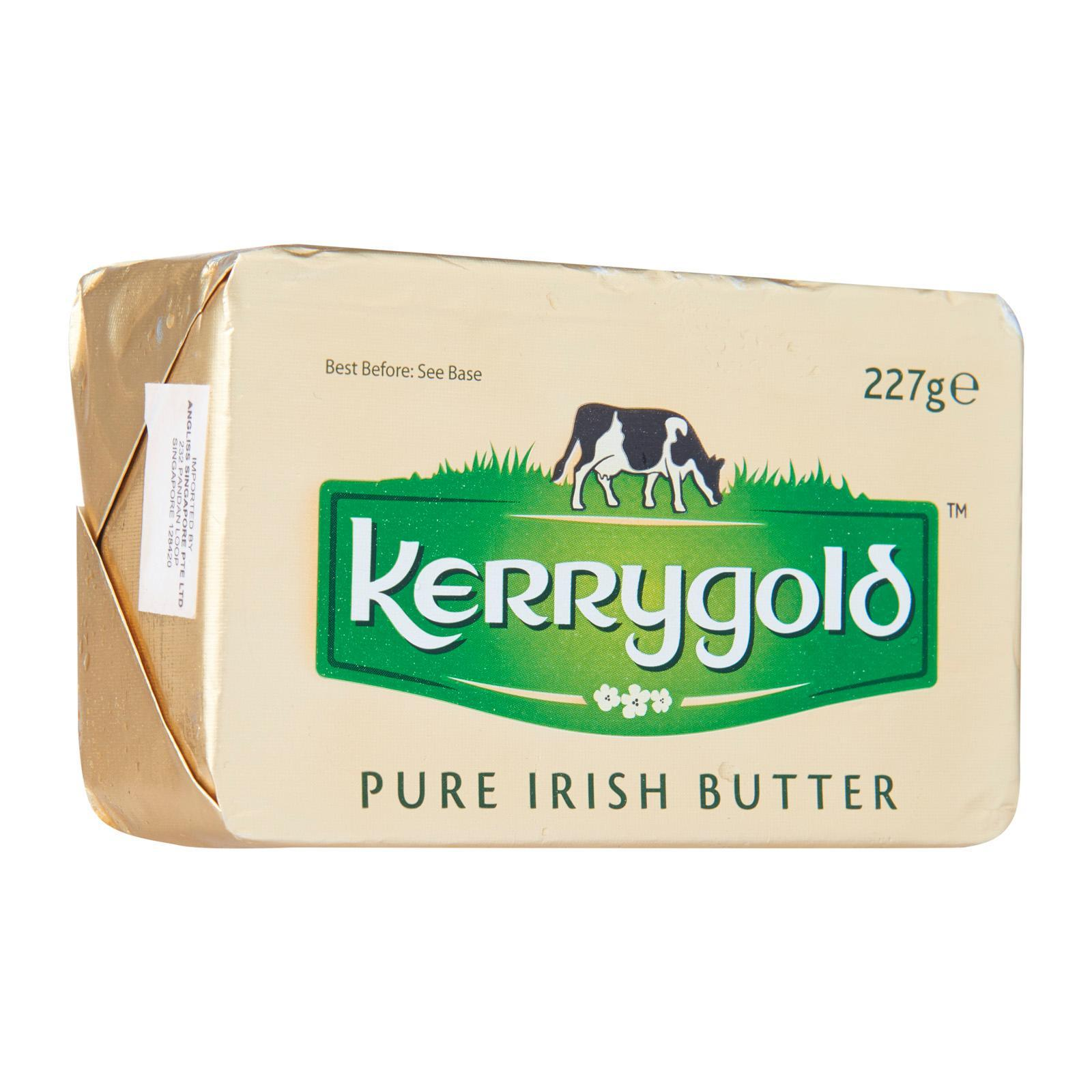 Kerrygold Butter Salted By Redmart.