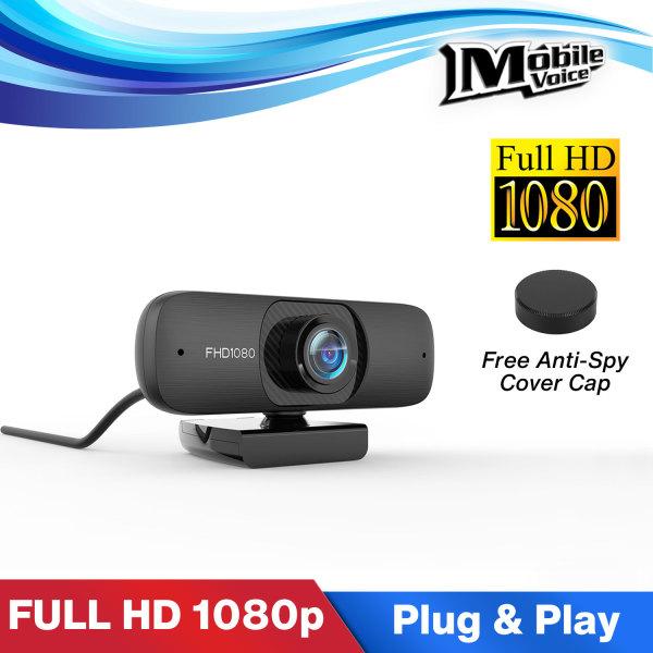 【SG ReadyStock】Pixelmagix Webcam 2K FULL HD | 1080P Auto Focus Camera for Desktop Laptop Macbook Mac with Integrated Microphone Video Call Rotatable