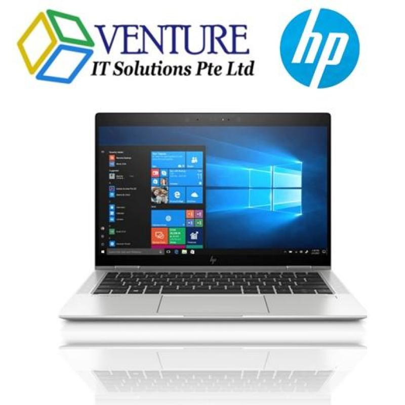 HP EliteBook x360 1030 G3 Notebook PC / i5 / Windows 10 Pro 64 / 13inch HP Sure View Integrated Privacy Screen / FHD IPS touch screen (1920 x 1080) / 8GB RAM / 512GB SSD