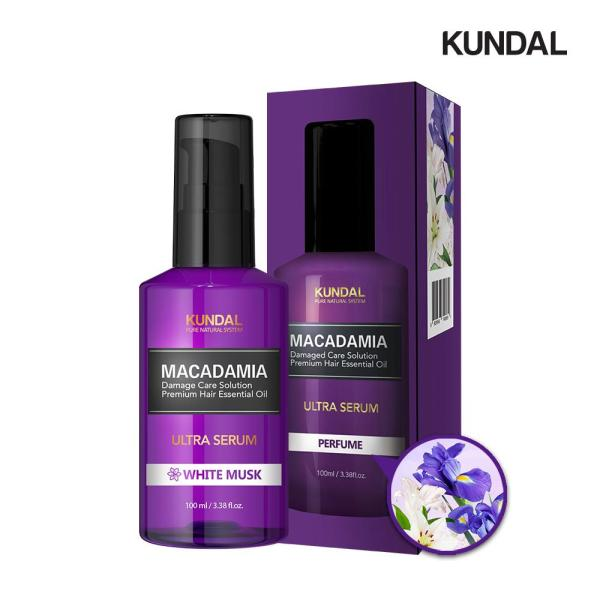 Buy [KUNDAL] Ultra Hair Serum 100ml White Musk Singapore