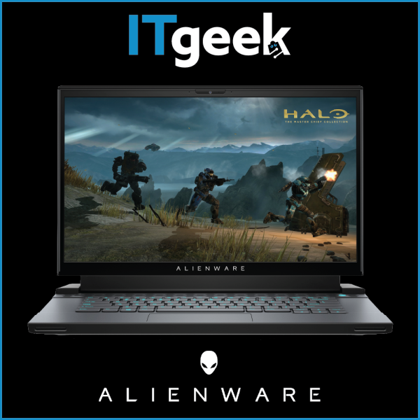 Dell Alienware M15 R4 / i7-10870H / 15.6 / 16GB/ 512GB M.2 PCIe NVMe SSD/ NVIDIA® GeForce RTX™ 3070 8GB Gaming Laptop