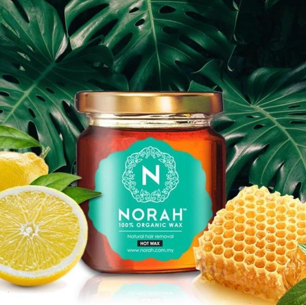 Buy [FREE GIFT 🎁] NORAH Organic Hair Removal Hot Wax Singapore