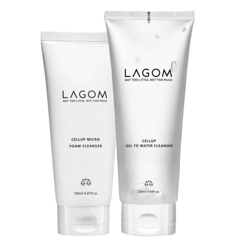 Buy Lagom Day & Night Facial Cleanser Value Set Singapore