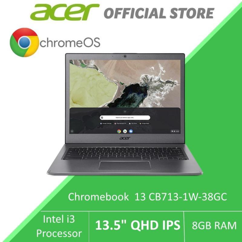 Acer Chromebook 13 CB713-1W-38GC -13.5-inch QHD IPS Display