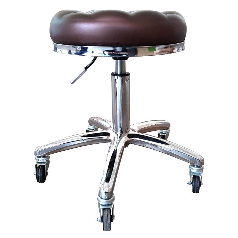 JIJI (European Stylist Chair) (Free Installation) / Salon Chair / Hairdresser Chair / Chair Stool / Chair Stool w Wheels / Free 6 Month Warranty / (SG) Singapore