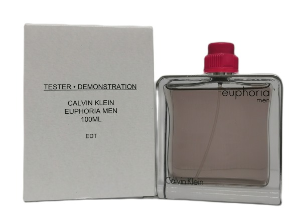 Buy Calvin Klein Euphoria Men edt sp 100ml TESTER Packaging without cap Singapore