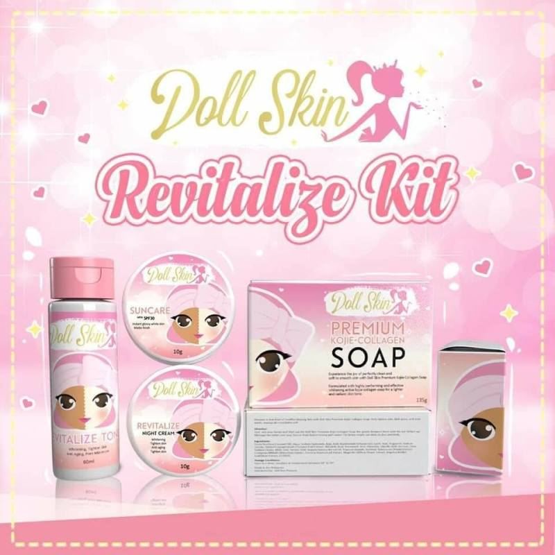 Buy Doll Skin Revitalize Kit Singapore