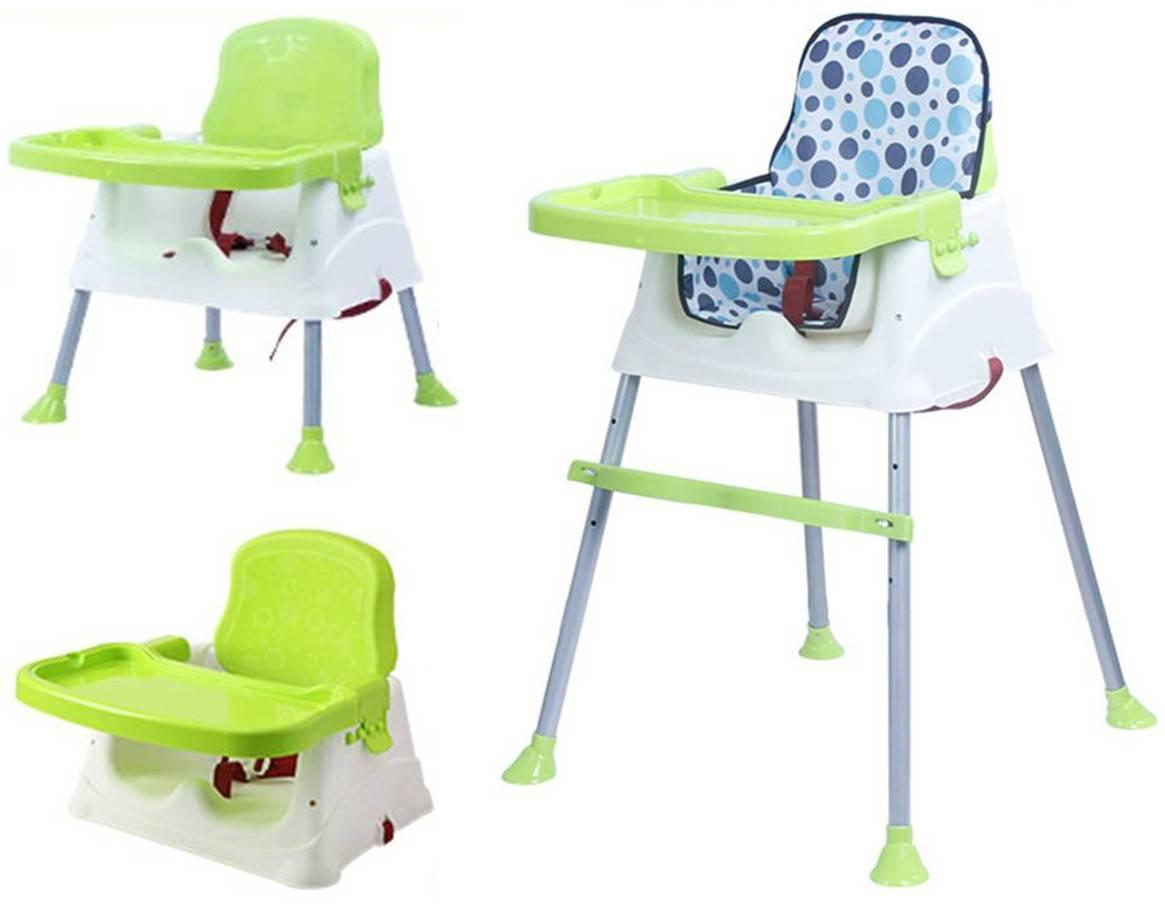 Portable High Chair / Booster Seat / Feeding Chair For Baby Toddlers  Children Kids With 3